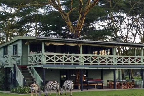 Club House Cafe Naivasha