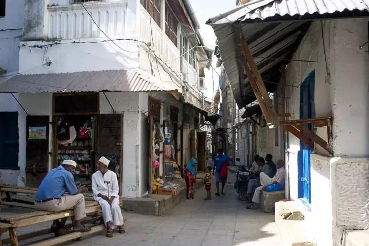 Zanzibar Alleways