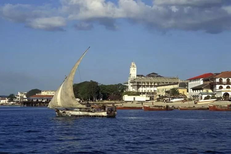 Zanzibar Town Seafront