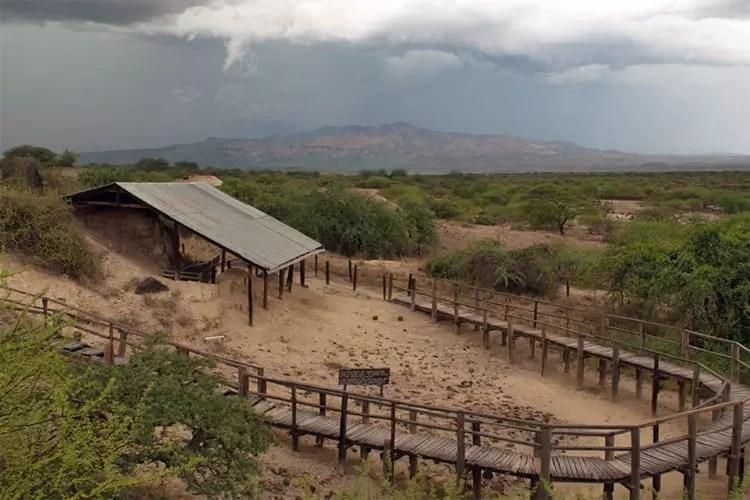 Olorgaselie Prehistoric Site