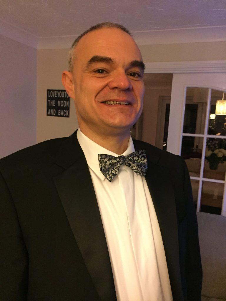 DJ Robin Tungate - Norwich Wedding DJ