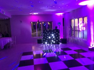 Wedding Disco Planning