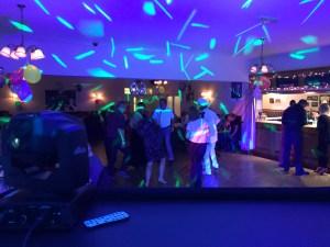 Surprise Birthday Party Disco