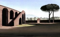 Tindalls Award - Amphitheatre Pompei by Anthony Mashman