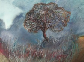 St Cuthbert's Paper Award - Storm by Lesley Rumble