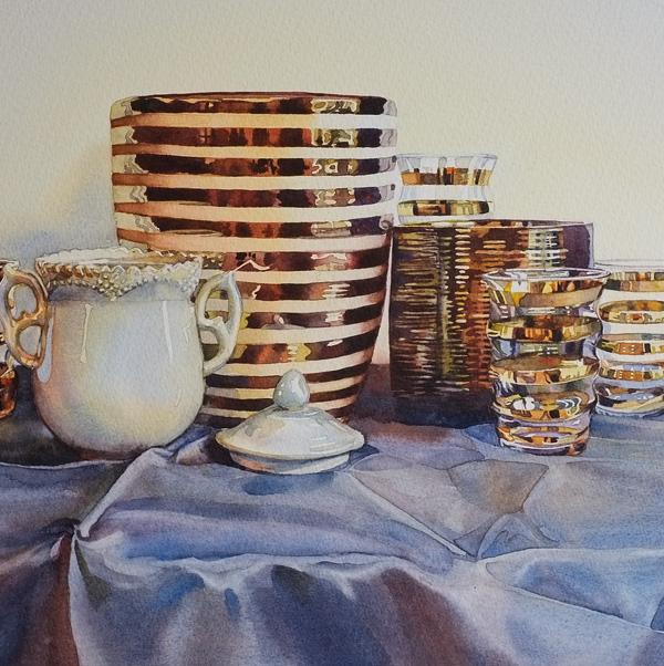 STILL LIFE WITH STRIPES2