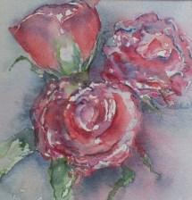 Romantic roses by Maggie Scott