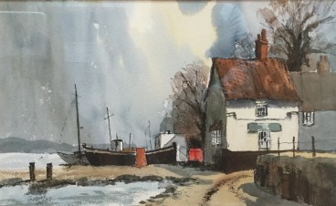 Pin Mill by Caroline Furlong