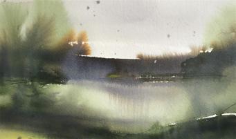 The Daniel Smith Award: Lake District by Mai Nguyen