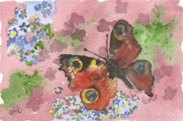 First Sign of Spring by Gillie Whittle