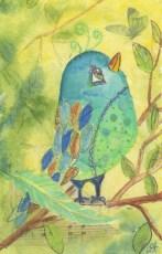 Bluebird by Caroline Furlong