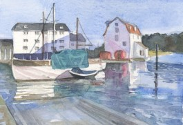 Woodbridge by Helen Otter