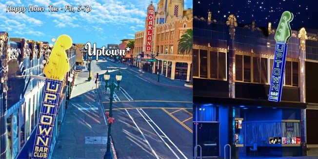 the uptown