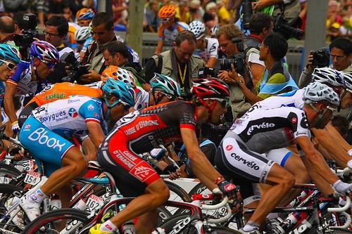 EB Bike Party: Tour de France/City of Lights Ride