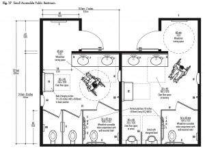 shower stall diagram receptacle wiring restroom accessibility | self assessment - walnut creek east bay office