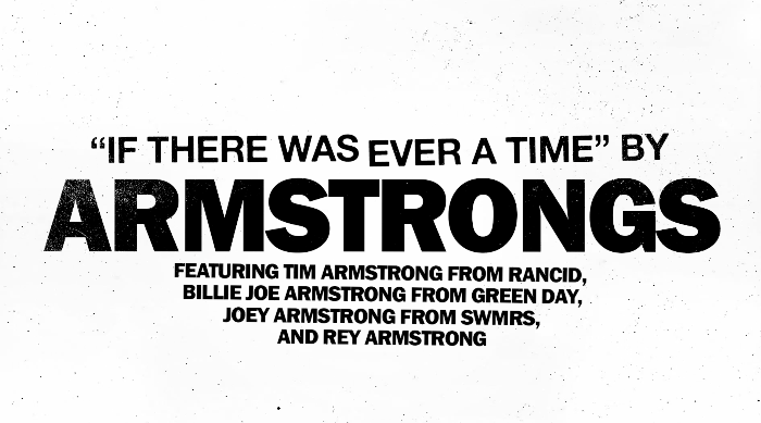 New Noise Magazine features 'Armstrongs' song from 'Turn