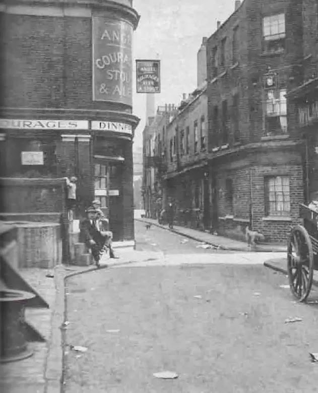 Angel Bermondsey c1930