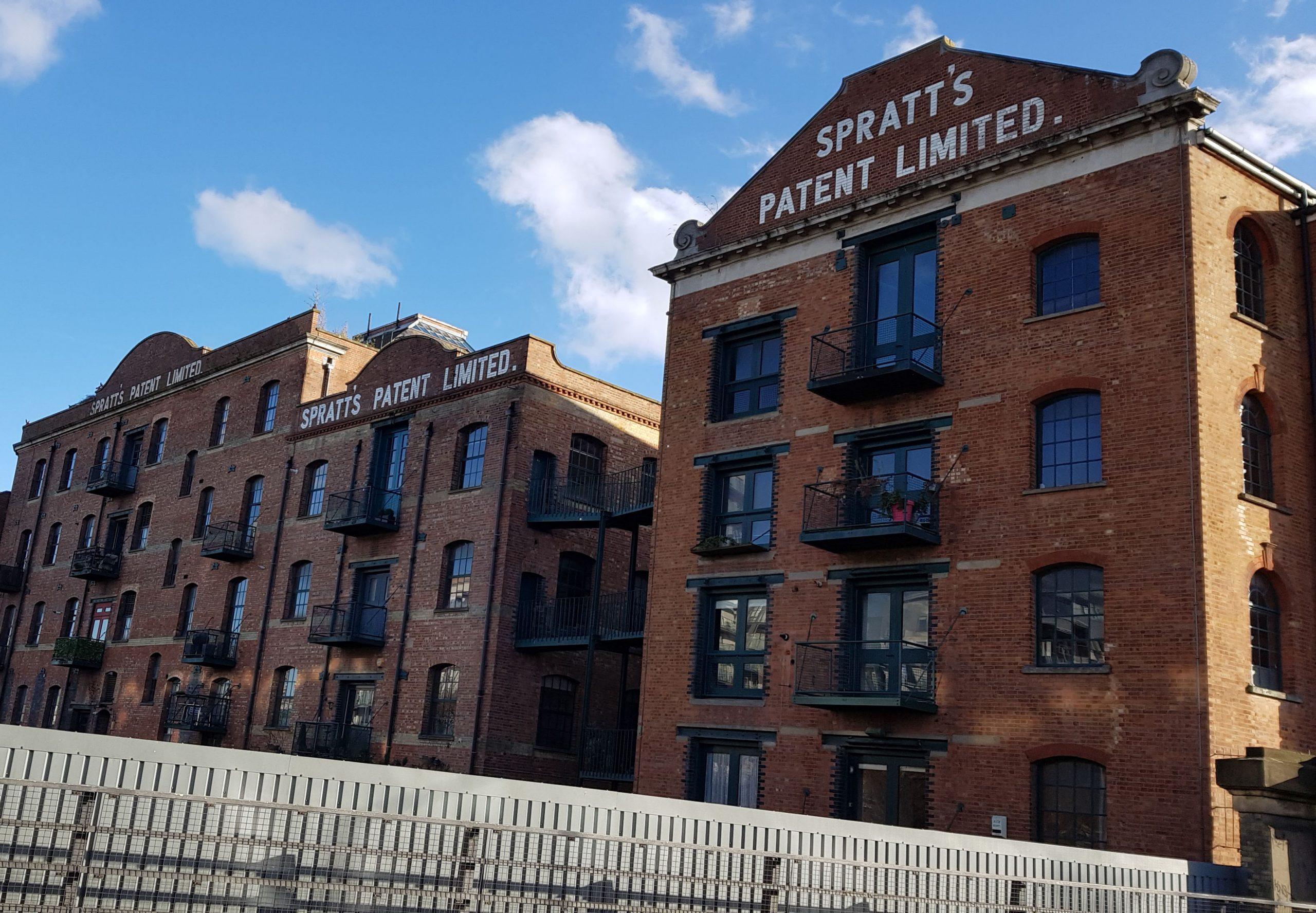 Spratts Building