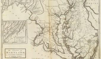 Williams Family of Calvert County, Maryland and Craven County, North Carolina