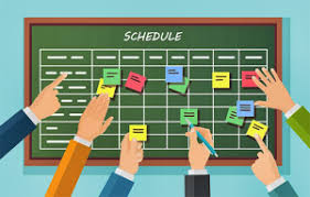 MCMS Scheduling for 2020-2021