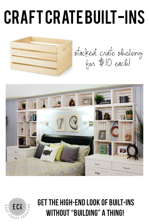 Storage Solutions for Small Bedrooms simply organized