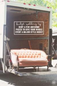DIY Wedding Tips on a Budget- Vintage Inspired Backyard ...