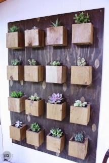 Diy Garden Wall Urban Sunroom Makeover