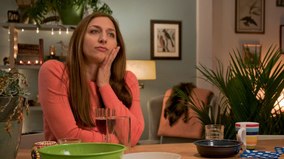 Chelsea Peretti as Gaby in SPINSTER (c) 2019 SEA GREEN PICTURES INC - Corey Isenor