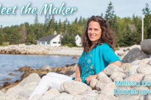 Meet the Maker Melissa Lloyd Doodle Lovely feature