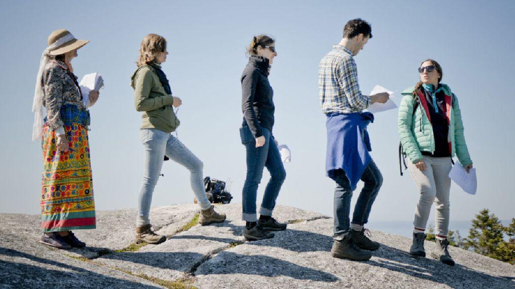 SPINSTER filmed on location in Nova Scotia