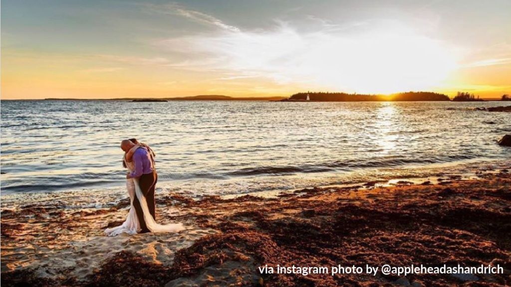 Weddings at Oceanstone Resort instagram post