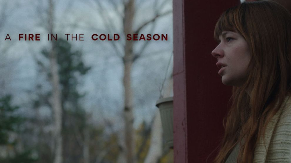 A FIRE IN THE COLD SEASON released on vod
