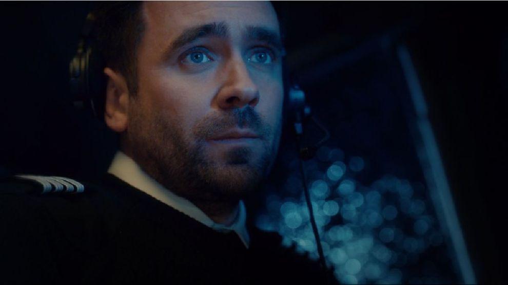 Allan Hawco stars as Captain Donovan in DEPARTURE