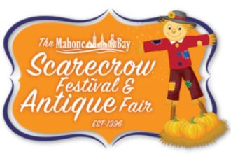 The Mahone Bay Scarecrow Festival and Antique Fair