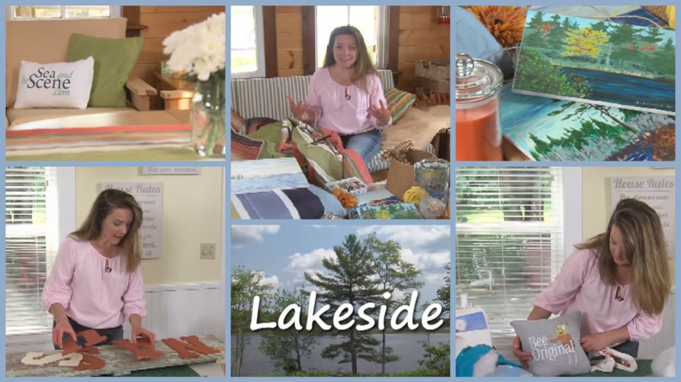 LAKESIDE Cottage Makeover