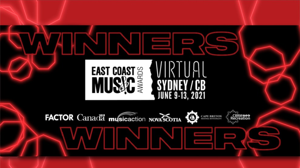 East Coast Music Awards winners