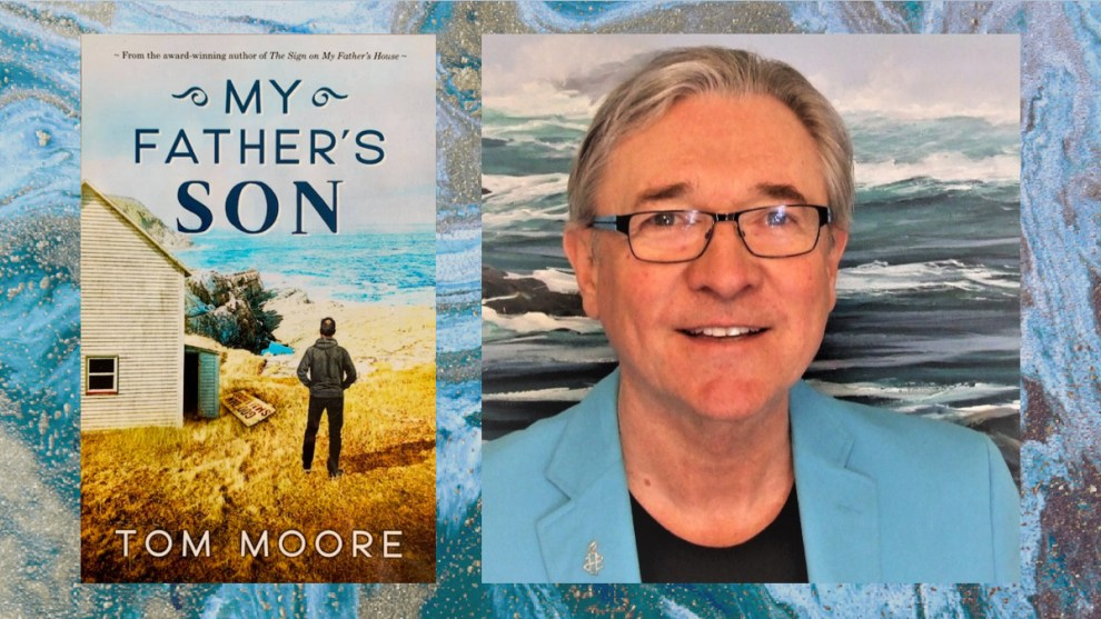 My Father's Son by Tom Moore