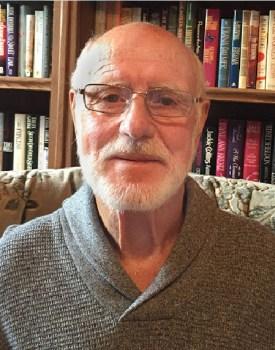 NL author Adrian Payne