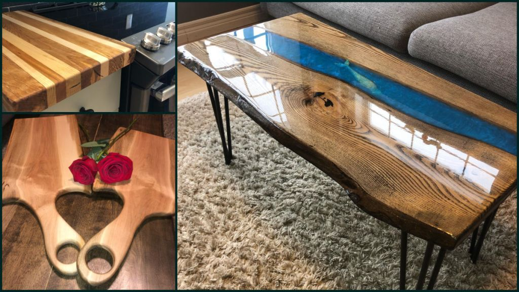 Creations East woodworking 1