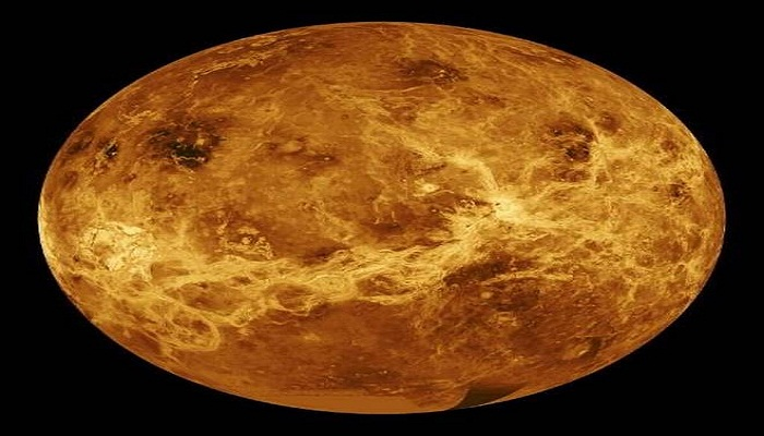 Mysterious Night Side Of Venus Revealed For First Time