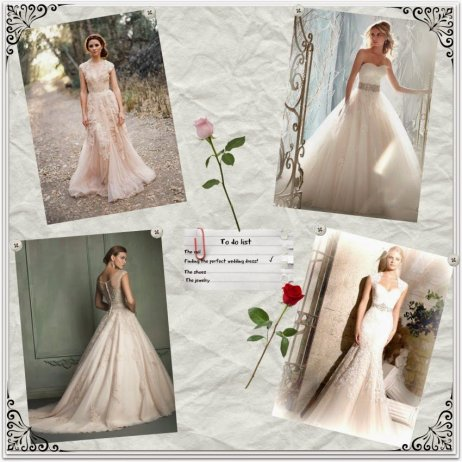 Wedding To Do List: Discounted Wedding Dresses
