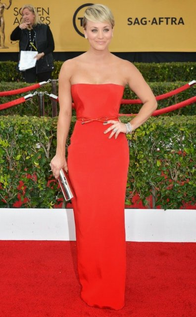 2015 SAG Award: Redcarpet Best Dressed Celebrities