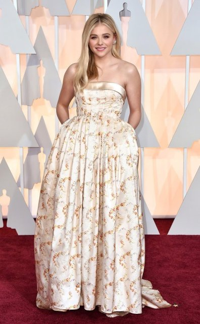 Oscars 2015Best Dressed: Who Wore What