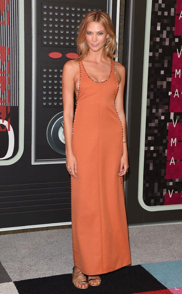 KARLIE KLOSS,GIGI HADID, MTV VMA, Best Dressed, 2015 MTV VMAs Red Carpet Best Dressed