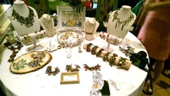 Aisa Marie Corrales Jewelry Designer, New York Fashion Week,