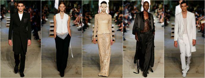 Givenchy, New York Fashion, Week S/S'16 Recap