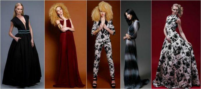 fashion designer Yaw Boateng, Le Rever New York fashion week showcase, brand, line, collection