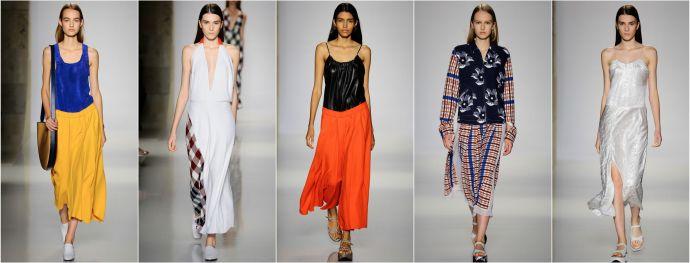 Victoria Beckham, New York, Fashion Week S/S'16 Recap