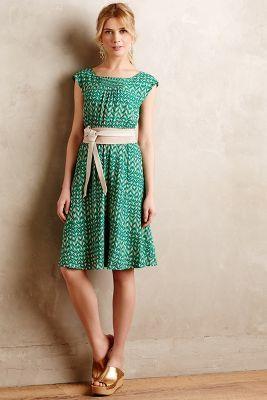 Maeve Evaline Dress, Anthropologie, New Looks