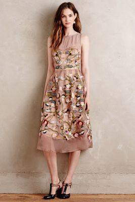 New Looks, Moulinette Soeurs Novelette Dress, Anthropologie